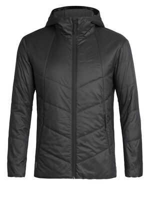 MerinoLoft™ Helix Hooded Jacket