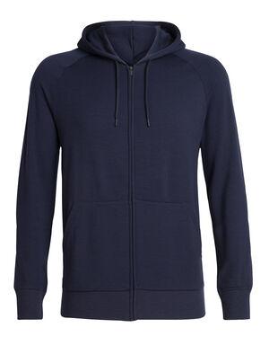 RealFleece™ Merino Helliers Long Sleeve Zip Hood Jacket
