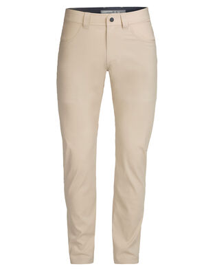 Mens Merino Persist Pants Versatile and stylish men's merino-blend pants that are perfect for travel, hiking or any other adventure on your list, the Persist Pants combine a durable, stretchy face fabric with soft merino wool for total active comfort.