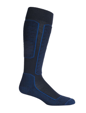 Merino Ski+ Lite Over the Calf Socks Slopes