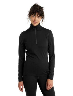 Merino 200 Oasis Half Zip Langarmshirt