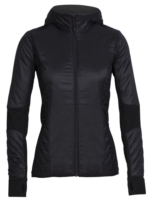 Women's MerinoLOFT™ Helix Long Sleeve Zip Hood