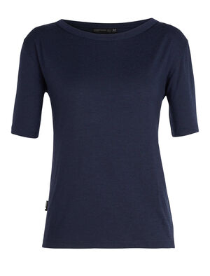 旅 TABI Tech Lite laidback Short Sleeve Crewe