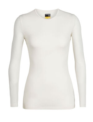 Womens Merino 175 Everyday Long Sleeve Crewe Thermal Top A classic, all-purpose base layer top made with soft and breathable 100% merino wool fabric, the 175 Everyday Long Sleeve Crewe is as versatile as it is comfortable.