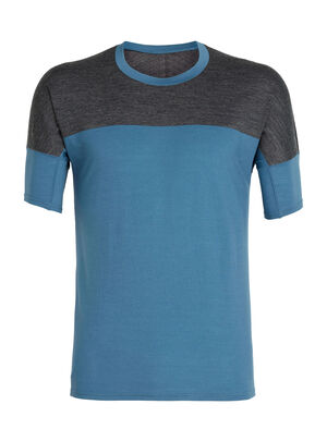 Mens Cool-Lite™ Kinetica Short Sleeve Crewe A high-performing T-shirt with a breathable mesh back, the Kinetica Short Sleeve Crewe is a smart choice for those scorching days outside, or intense sessions in the gym.