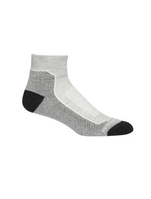 Womens Merino Hike+ Light Mini Socks Lightweight, durable and odor-resistant trail socks designed for maximum comfort and premium fit, our Hike+ Light Mini socks are ideal for light hikes and day-long adventures.