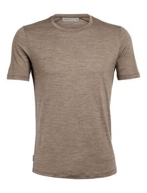 Herren Cool-Lite™ Merino Sphere T-Shirt Ein ultraleichtes T-Shirt für Reisen in warme Länder und täglichen Komfort, das kurzärmlige Sphere T-Shirt mit Rundhalsausschnitt ist aus unserem Cool-Lite™ gefertigt, einer weichen und robusten 130 g/m² Merinojersey-Mischung.