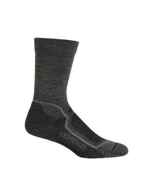 美丽诺羊毛Hike+轻薄中筒徒步袜