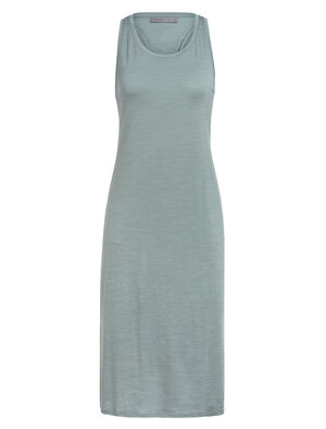 Cool-Lite™ Merino Yanni Tank Midi Dress