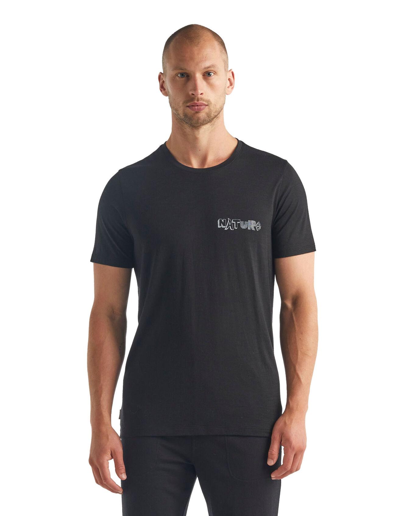 Merino Tech Lite Short Sleeve Crewe T-Shirt Nature