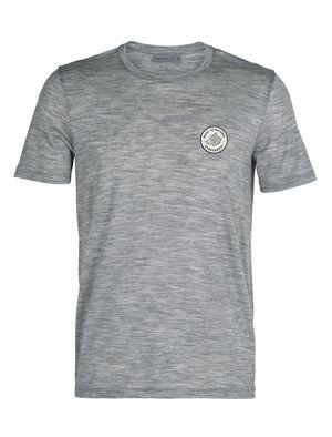 Merino Tech Lite Short Sleeve Crewe T-Shirt Move to Natural
