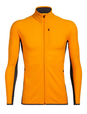 RealFLEECE® Merino Descender Long Sleeve Zip Jacket
