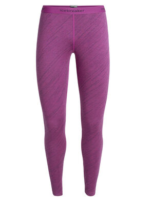 Merino 250 Vertex Thermoleggings Snow Storm