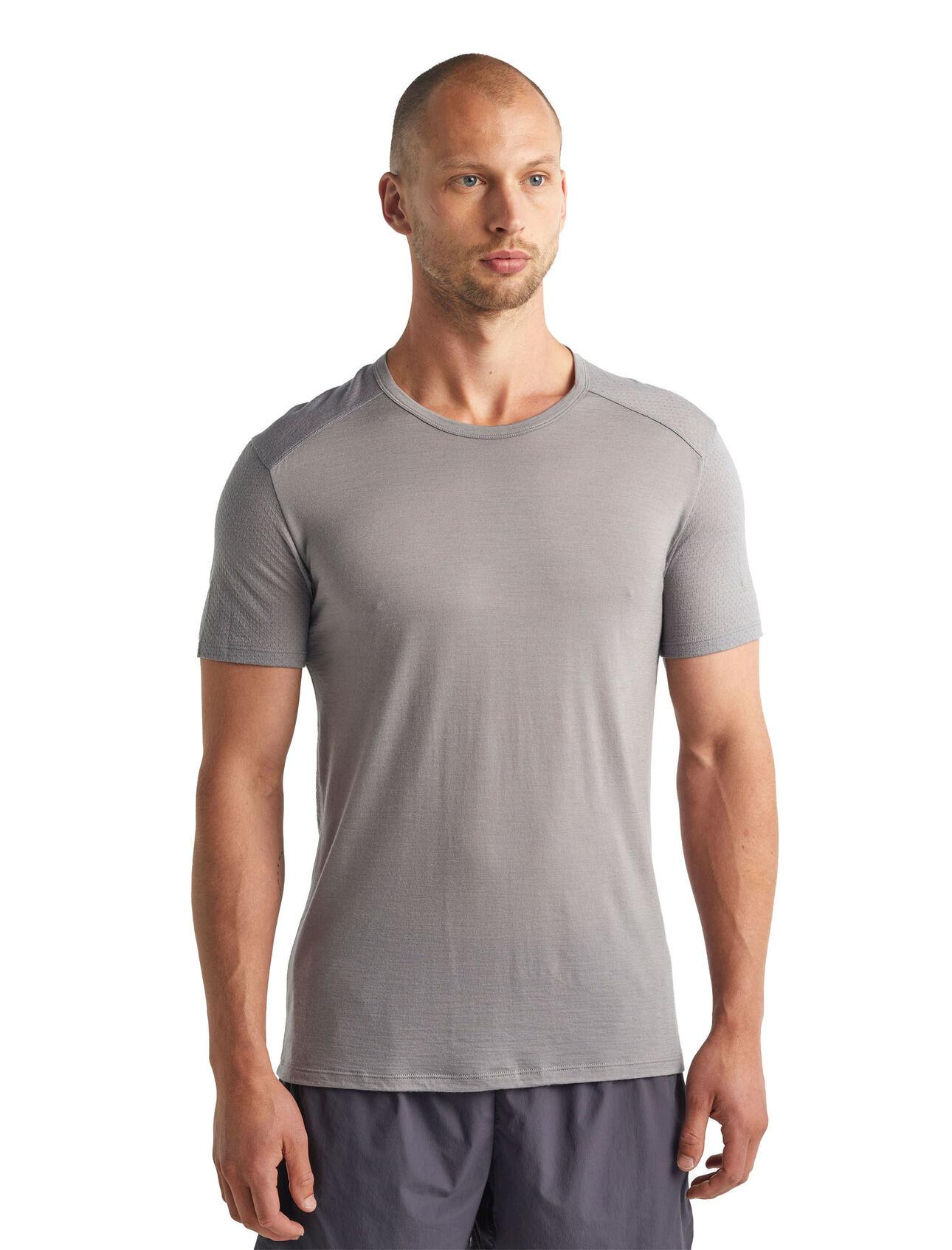 Cool-Lite™ Merino Amplify kurzärmliges T-Shirt