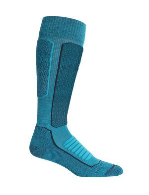 Merino Ski+ Medium Over the Calf Socks