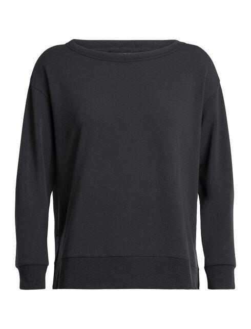 Women's 旅 TABI RealFLEECE® Long Sleeve Crewe
