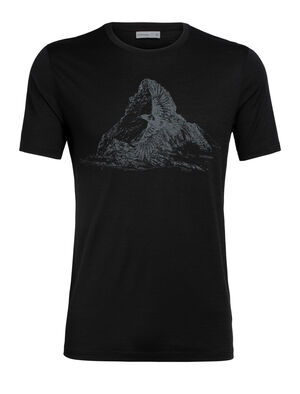 Merino Tech Lite Short Sleeve Crewe T-Shirt Spirit Guide