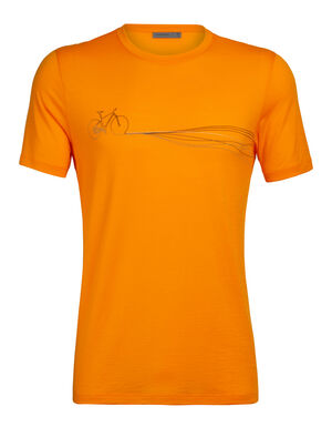 Tech Lite Short Sleeve Crewe Cadence Paths