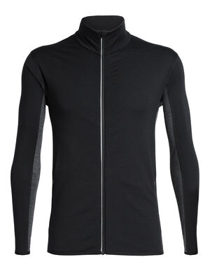 Delta Long Sleeve Zip