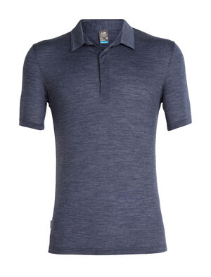 Cool-Lite™ Merino Solace Short Sleeve Polo Shirt