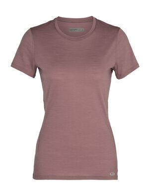 T-shirt manches courtes col rond mérinos Cool-Lite™ Amplify