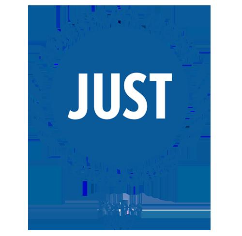 logo Meest rechtvaardige bedrijven van Amerika volgens Forbes