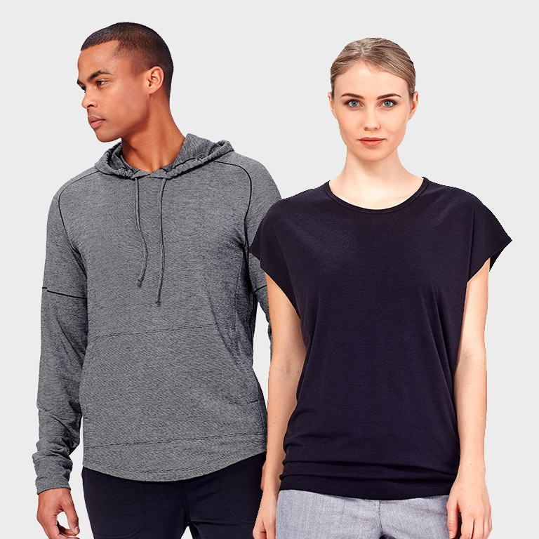 Relaxed Fit Couple
