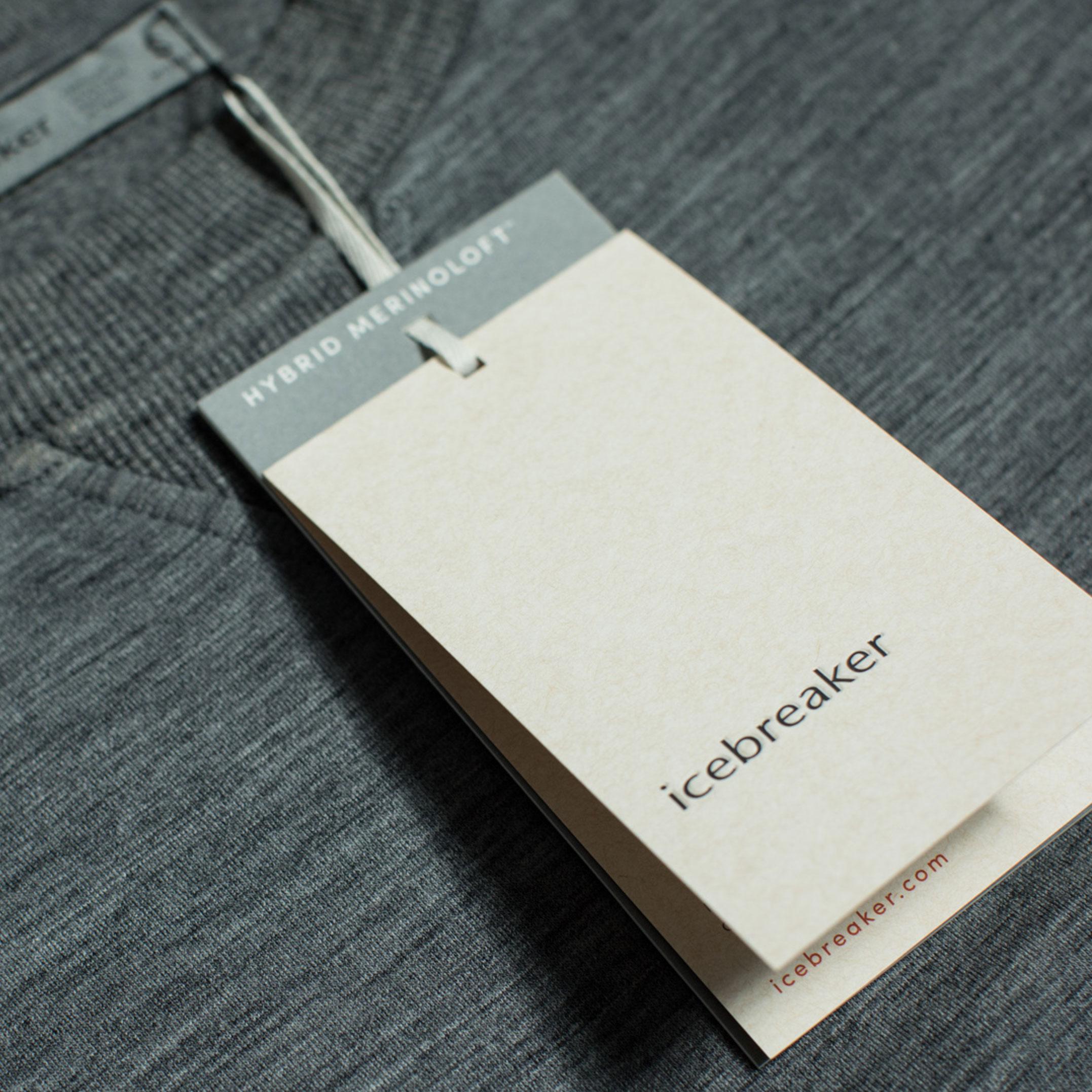 icebreaker's swing tag